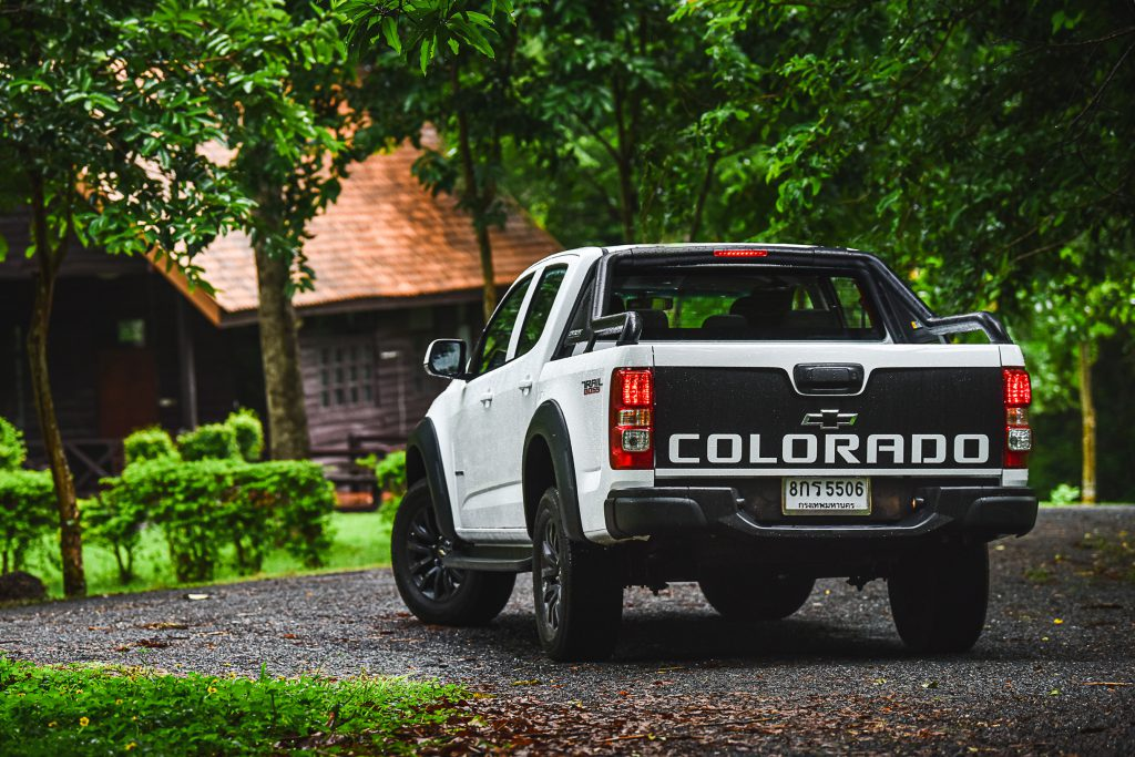 Chevrolet Colorado Trail Boss_R3Q forest 3