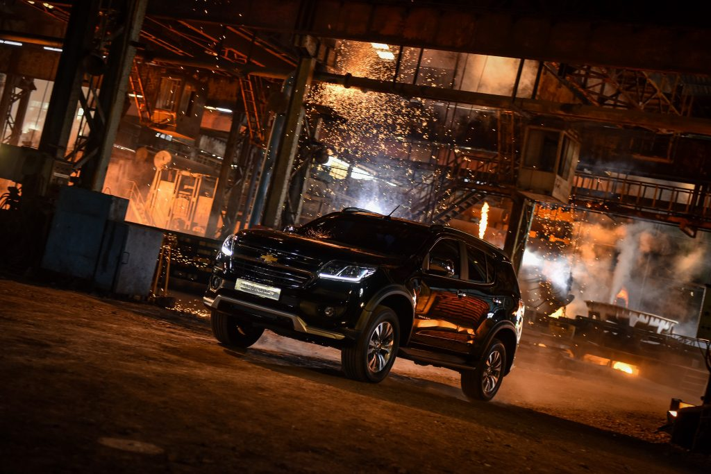 Chevrolet Trailblazer Perfect Edition II_industry sparks